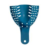 Ложка (лотки) слепочная пластик.перф N3 верх (10шт) (1) IT0101