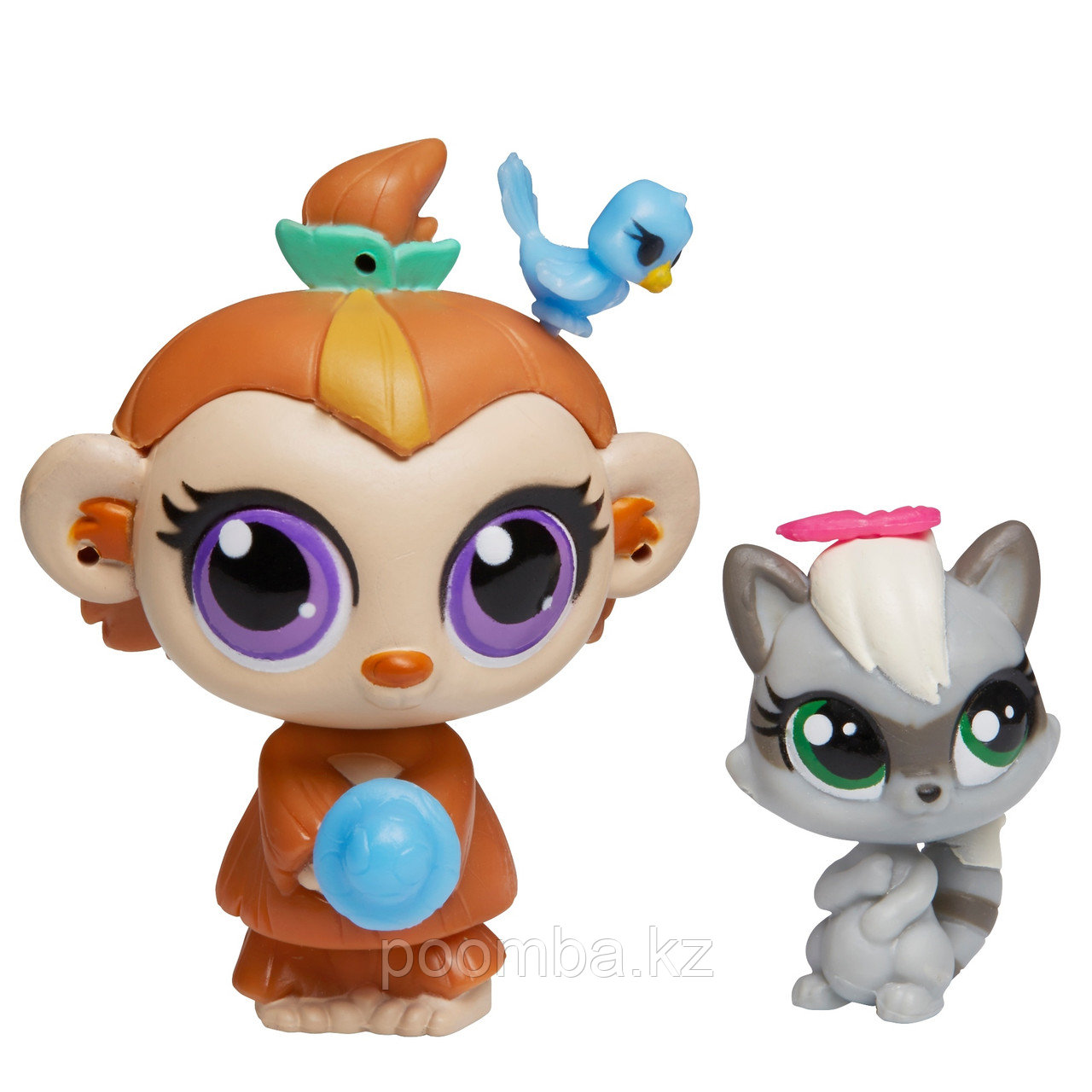 Littlest Pet Shop и ее малыш - Mushroom Lee