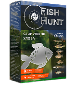 Fish Hunt (Фиш Хант) - стимулятор улова