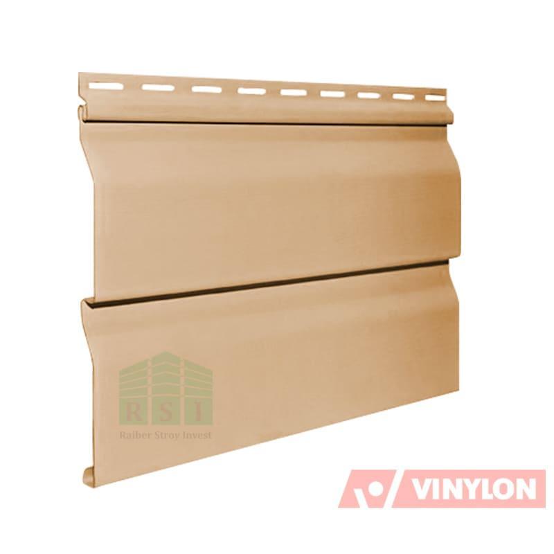 Сайдинг панель Vinylon Logistic D4D (мокко)