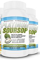 Platinum Soursop (Платинум Соурсоп)- капсулы от простатита