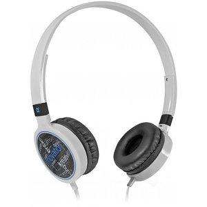 Наушники стерео с микрофоном Defender Accord HN-048, белый