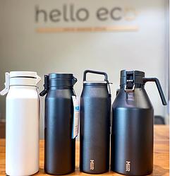 Бутылки и термосы для воды