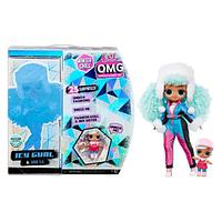 Игрушка L.O.L. Кукла OMG Chill Icy Gurl and Brrr B.B.