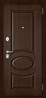 Межкомнатная дверь STANDART 70 Дуб коньяк F-1