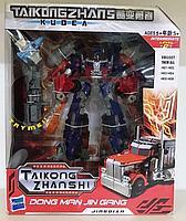 Робот трансформер механический Прайм Автобот Taikongzhans Optimus Prime Kudea