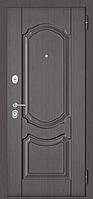 Входная дверь PREMIUM 90 Дуб, белый матовый