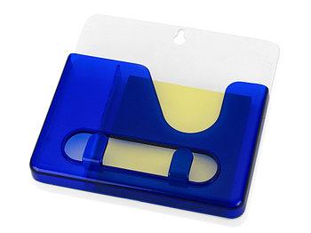 Подставка под ручки  Навесная, синий
