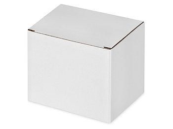 Коробка для кружки 10 х 8,5 х 12 см, белый