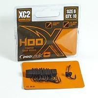 Крючки Prologic Hoox XC2 (49595=Size 6 - 10pcs)