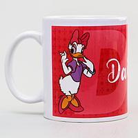 """Кружка сублимация""""Daisy"""", Микки Маус и его друзья, 350 мл."""