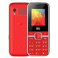 "Сотовый телефон BQ M-1868 Art+, 1.77"", 2 sim, 32Мб, microSD, 800 мАч, красный"