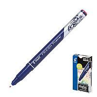 Ручка капиллярная стираемая Pilot Frixion Fineliner, узел 0.45 мм, чернила красные