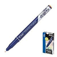Ручка капиллярная стираемая Pilot Frixion Fineliner, узел 0.45 мм, чернила оранжевые
