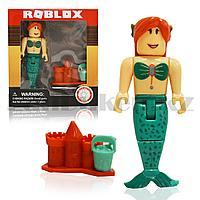 Фигурка Roblox пластиковая 8 см Русалка с феей зеленая