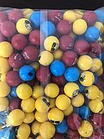 """Жев. резинка """"Смайл"""" 22 мм ZED Candy (210 шт/уп)"""