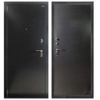 Дверь входная металлическая ARGUS 90 металл/металл Серебро