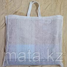 Упаковка, пакет белый с ручкой  46х56 для текстиля, одеял и подушек, фото 2