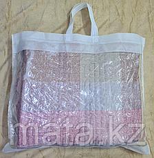Упаковка, пакет белый с ручкой  46х56 для текстиля, одеял и подушек, фото 3