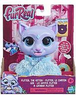 Hasbro fur real friends интерактивный котенок f1827