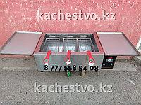 Фритюрница 50 - 300°C Чикен Аппарат на 25 литров 220В 3 корзины от KFC, фото 1