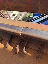 Рихтовка подкрановых путей опорных кранов, фото 3