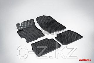 Резиновые коврики для Mazda 6 2002-2008