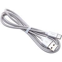 Кабель USB 2.0 A/Type C US176 1m