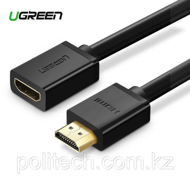 Кабель DP101 Male to HDMI 2m UGREEN