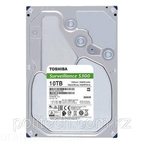 10Tb/7200/256M/HDWT31AUZSVA Toshiba