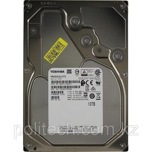 10Tb/7200/256M/MG06ACA10TE Toshiba