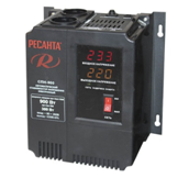 Стабилизатор пониженного напряжения РЕСАНТА-СПН-900- Настенный 900 Вт