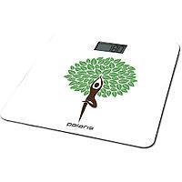Напольные весы PWS 1876DG Yogatree (POLARIS), белый