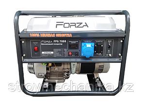 Бензиновый генератор 5 кВт FORZA FPG7000