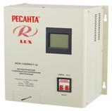Стабилизатор напряжения электронный (Релейный) - РЕСАНТА ACH-12000Н/1-Ц -12 кВт- Настенный