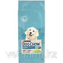 Дог Чау сухой корм для щенков