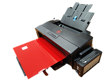 Модифицированный принтер Epson L1800 (A3) Готовое решение