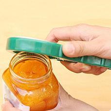 Электрический консервный нож с противоскользящим кольцом для открывания День Матери!, фото 3