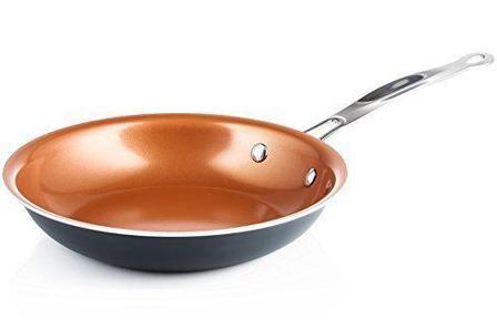 Алюминиевая сковорода Шеф-повар, 24 см День Матери!, фото 2