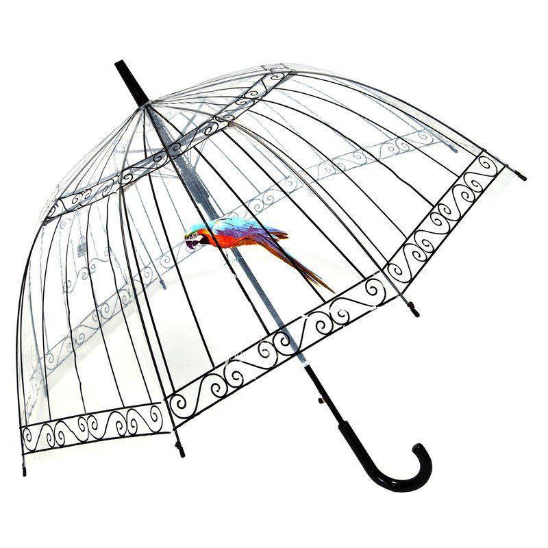 Прозрачный купольный зонт День Матери!