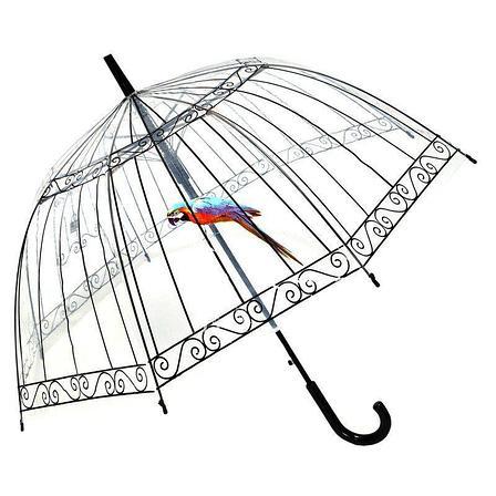Прозрачный купольный зонт День Матери!, фото 2