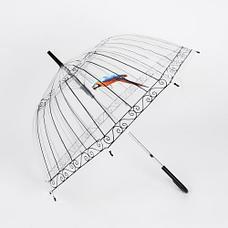 Прозрачный купольный зонт День Матери!, фото 3