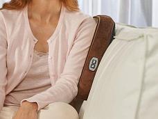 Вибромассажер-грелка для ног 2-в-1 с застежкой День Матери!, фото 2