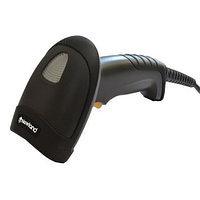 2D CMOS Handheld Reader (black surface) EGAIS compliant. with 3 mtr. coiled USB cable. Autosense, smart stand
