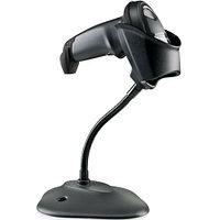 Сканер LI2208:KIT;LI2208-SR BLACK W/STAND USB KIT – WW  (в комплекте сканер, подставка и USB кабель)