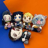 №14469 Мягкая игрушка персонажей Аниме Devil's Blade Demon Slayer плюшевые игрушки Kimetsu No Yaiba Nezuko