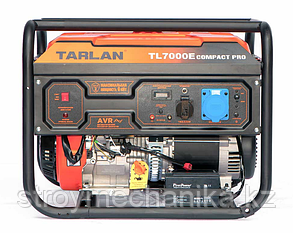 Генератор бензиновый 5.5 кВт-6 кВт TARLAN TL7000E Compact Pro