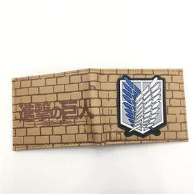 Кошелёк Атака Титанов (Стена)