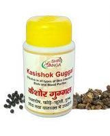 Касишок Гуггул Kasishok Guggulu Shri Ganga 100 таб