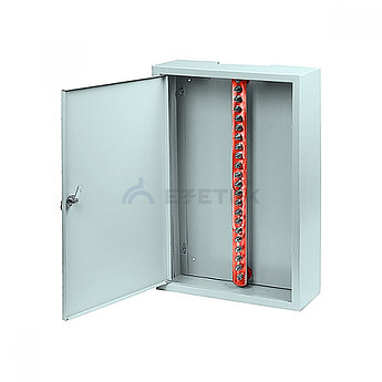 Шкаф шины заземления 20 подключений 600х400х155 мм